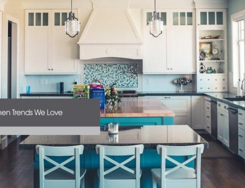 3 Timeless Kitchen Trends We Love